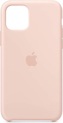 Funda Apple iPhone 11 Pro silicona rosa arena