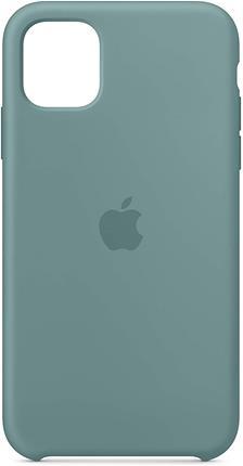 Funda Apple iPhone 11 silicona cactus