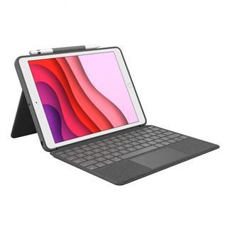 Funda con teclado Logitech Combo Touch iPad Pro ...