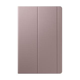 Funda libro Samsung Galaxy Tab S6 marrón