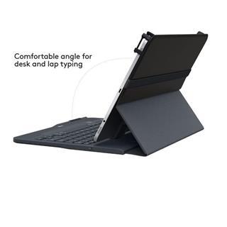 Funda para tablets con teclado Logitech Universal ...