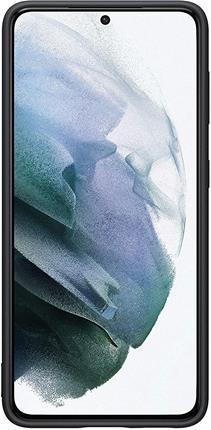 Funda Samsung  EF-PG991 silicona S21 negra