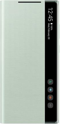 Funda Samsung Clear View Note 20 menta