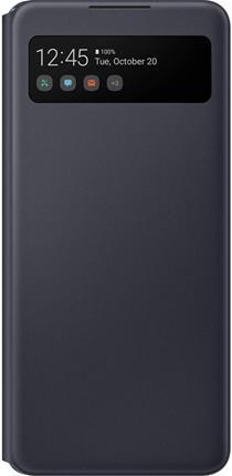 Funda Samsung EF-EA426PBEGEW Galaxy A42 S view negra