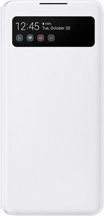 Funda Samsung Galaxy A42 S View Cover A42 blanco