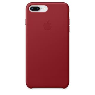 Funda Silicona APPLE IPHONE 8 PLUS/7 PLUS Rojo