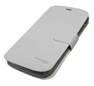 Funda smartphone primux alpha 2 blanca