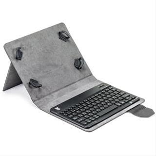"Funda tablet Maillon City con teclado Bluetooth 9.7""-10.2"" gris"