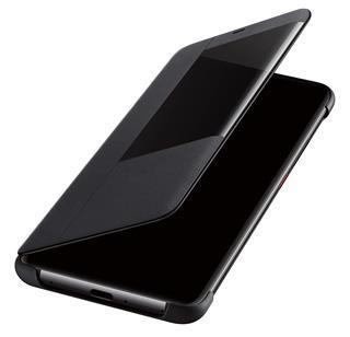 Funda View Flip Cover para Huawei Mate 20 Pro Negra