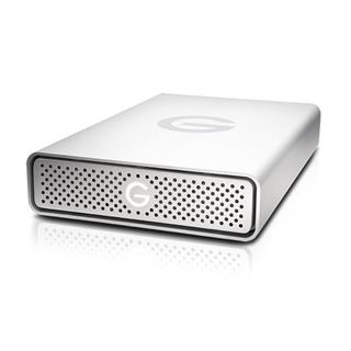 G-Technology G-DRIVE USB G1 10TB Silver