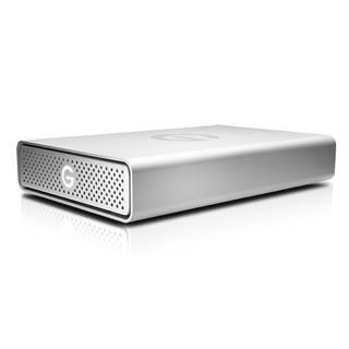 G-Technology G-DRIVE USB G1 8TB Silver