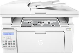 Impresora Láser Multifunción HP Laserjet M130fn Pro Blanco
