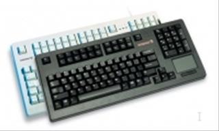 Cherry KEYB/ES USB/Mecan 19'/TouchPad Black