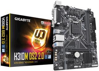 Placa base Gigabyte H310M S2 2.0 LGA1151