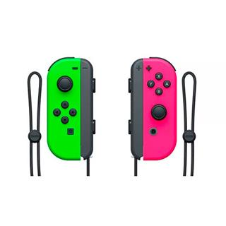GAMEPAD NINTENDO SWITCH JOY-CON VERDE/ROSA