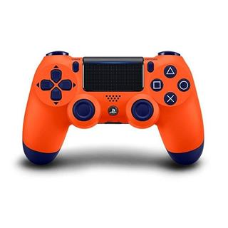 GAMEPAD SONY PS4 DUALSHOCK NARANJA V2