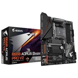 Gigabyte B550 AORUS PRO V2 placa base AMD B550 ...