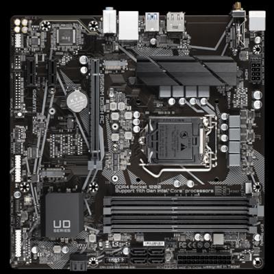 Gigabyte B560M DS3H AC placa base Intel B560 Express LGA 1200 micro ATX