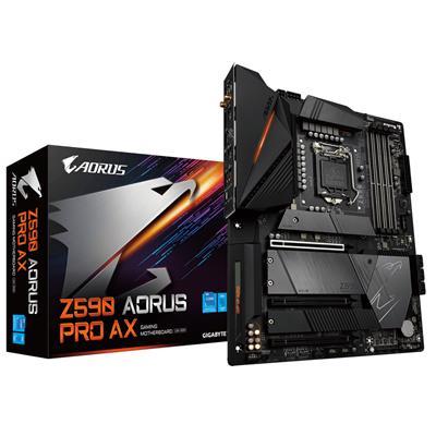 Placa base Gigabyte Z590 Aorus Pro AX Express LGA ...