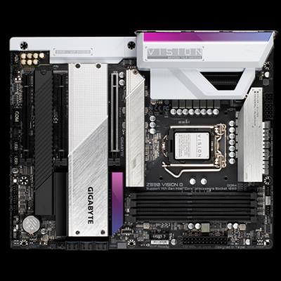Gigabyte Z590 VISION G placa base Intel Z590 Express LGA 1200 ATX