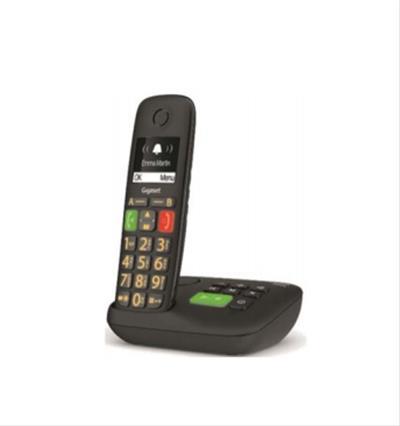 Gigaset E290 A black