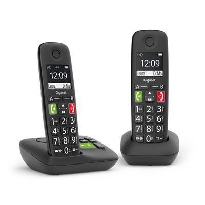 Gigaset E290 A Duo black