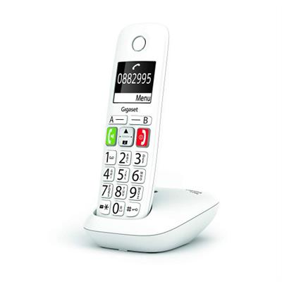 Gigaset E290 Teléfono DECT/analógico ...