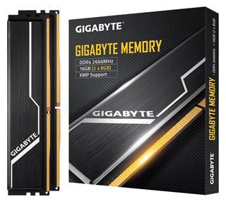 Memoria Ram DDR4 GIGABYTE 16GB (2X8GB) PC4-21300 2666MHZ