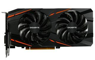 TARJETA GRÁFICA GIGABYTE RX580 GAMING 4GB GDDR5
