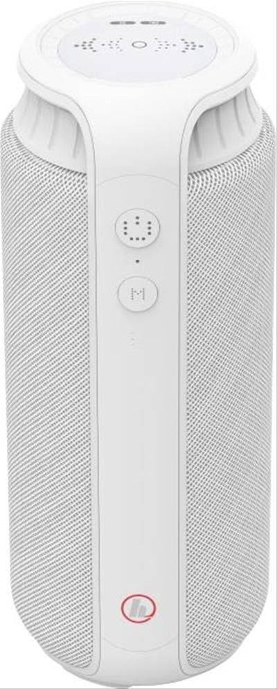 Hama Pipe 2.0 blanco altavoz Bluetooth portátil