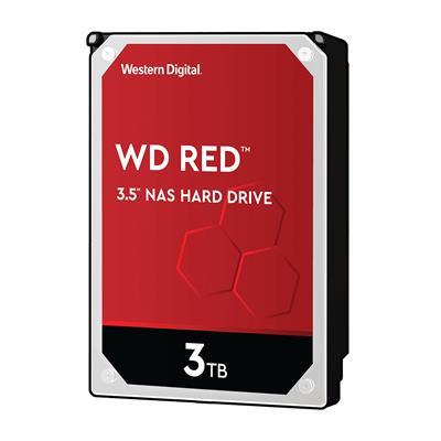"""HD 3.5"""" WESTERN DIGITAL 3TB SATA3 256MB RED ..."""