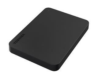 "Disco Duro Externo Toshiba Canvio Basic 2.5"" 2TB USB3.0"