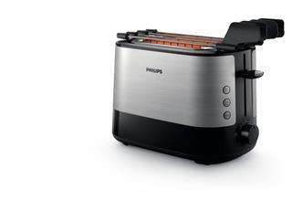 Tostador Philips Hd2639/90 950W.Acabado Metal