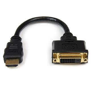 STARTECH ADAPTADOR DE VIDEO HDMI MACHO   A DVI-D ...