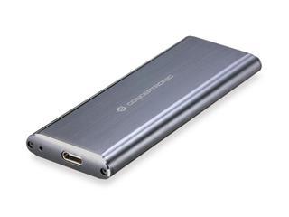 CAJA EXTERNA CONCEPTRONIC SSD M.2 USB 3.1 ALUMINIO TIPO C *No ad