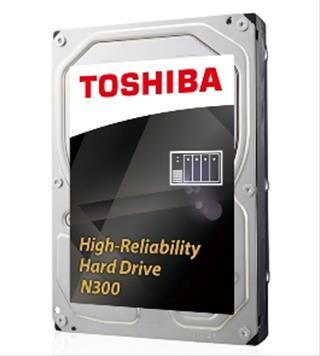 TOSHIBA N300 NAS 6TB SATA 128MB        7200RPM ...