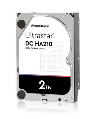 Hgst 3.5in26.1mm 2TB 128MB 7.2k SATAUlt 512N