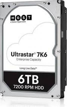 Hgst ULTRSTR 3.5in 6TB 7200RPM SAS Ultra 512E