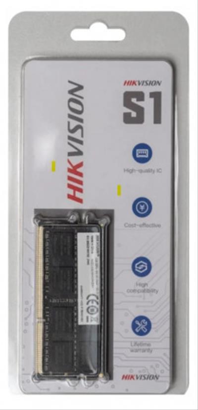 Memoria ram Hikvision D3082BAA2A0ZA1/8G DDR3L 4GB ...