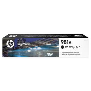 CARTUCHO TINTA HP 981A NEGRA PARA G1W46A/G1W47A/G1W41A/G1W39A/G1
