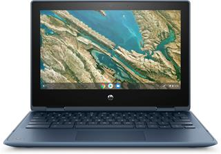 "Portátil HP CB X360 11 G3 CEL N4120 8GB 11.6"" Chrome"