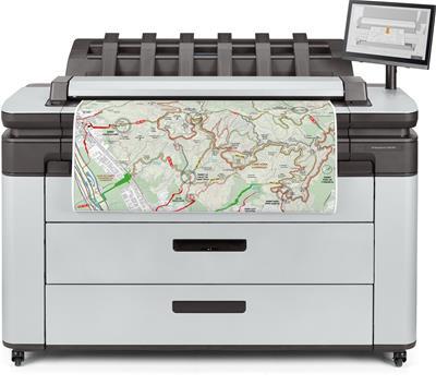 HP Designjet XL 3600dr MFP (2y Warranty)
