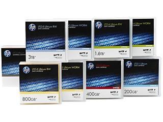 HP ENT HPE LTO-7 Ultrium 15 TB EcoPack 20pk