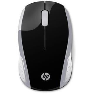 Ratón inalámbrico óptico HP Inc HP 200 PK SILVER ...