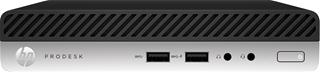 HP ProDesk 400 G5 mini pc i3-9100T 8GB 256GB W10Pro