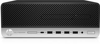 Ordenador HP 705 G5ED SFF R5P3400G AMD Ryzen 5 PRO 8GB 256GB