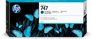 Tinta azul HP 747 300ml Chromatic