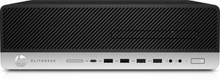 Ordenador HP EliteDesk 800 G4 SFF i7-8700 16GB 512GB W10P