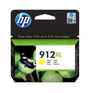 Tinta amarilla HP 912XL original