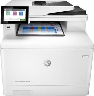 Impresora HP Color LaserJet Enterprise MFP M480F ...